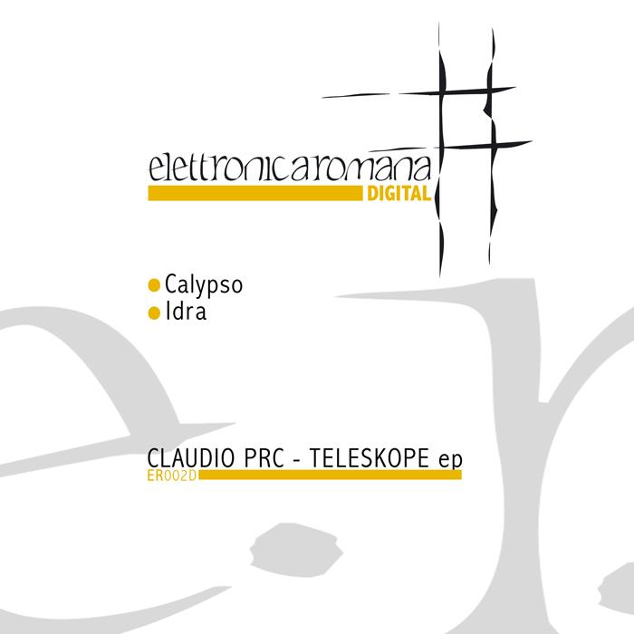 Claudio PRC – Teleskope EP (ElettronicaRomana)