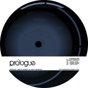 Claudio PRC - Vacuum Substance EP (Prologue)