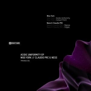 V.A. - Acidic Uniformity EP (Planet Rhythm Records)