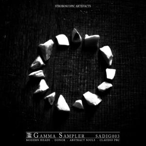 V.A. - Gamma Sampler - (Claudio PRC - Aphelion) - Stroboscopic Artefacts
