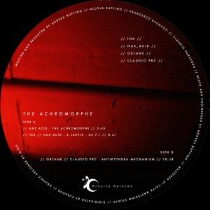 V.A. - The Achromorphe (Aconito Records)