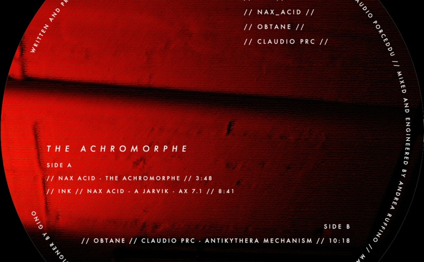V/A – The Achromorphe (AconitoRecords)