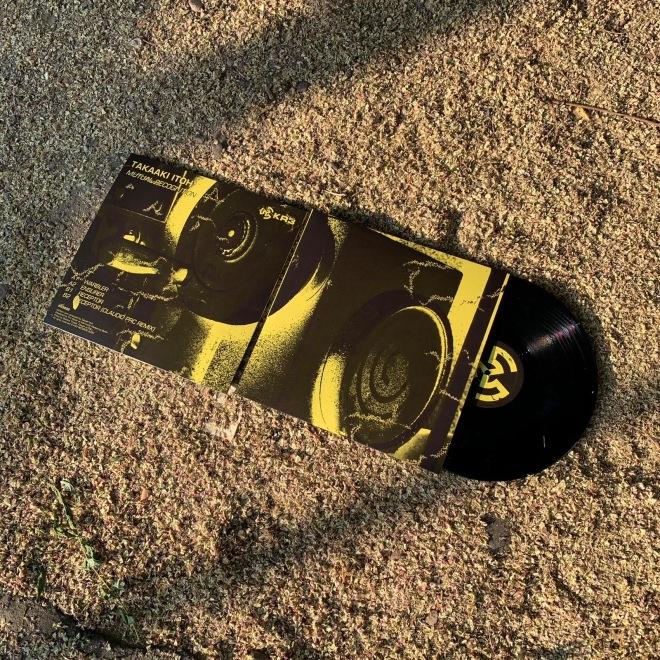 Takaaki Itoh - Receptor (Claudio PRC Remix) (KR3 Records) Vinyl